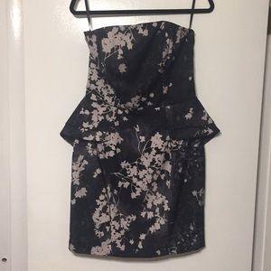 *SALE* H&M Strapless Dress